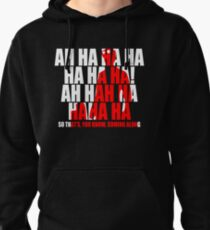 Dr Horrible Laugh  Pullover Hoodie