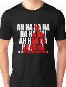 Dr Horrible Laugh  Unisex T-Shirt