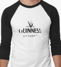 Guinness Draught Men's Baseball ¾ T-Shirt