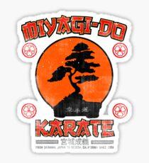 Mr Miyagi t shirt - Miyagi Do Karate Sticker