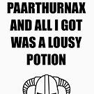 « Skyrim - I killed Paarthurnax » par maxlefou