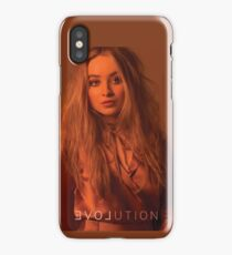 Evolution Tour. iPhone Case/Skin