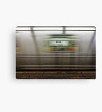 181 St Metro Canvas Print
