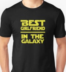 Best Girlfriend in the Galaxy T-Shirt