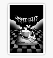 Cooked Beets (Beats) Sticker