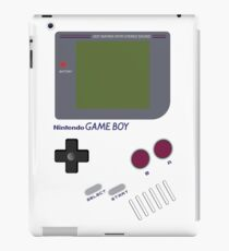 Boy I Love Games iPad Case/Skin