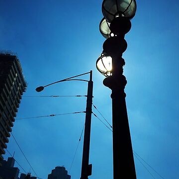 Sunlight Street Lamp by jezkemp