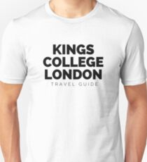 king's college Unisex T-Shirt