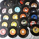 MY COLLECTION OF 1960'S 45'S   by MsLiz