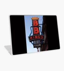 Leuchtreklame ~ BB Kings Blues Club Laptop Skin