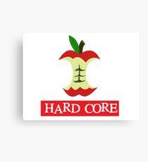 Hard core Canvas Print