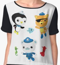 Octonauts, to your stations! Chiffon Top