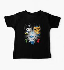 Octonauts, to your stations! Baby Tee