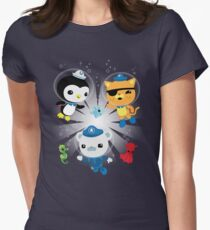 Octonauts, to your stations! T-Shirt