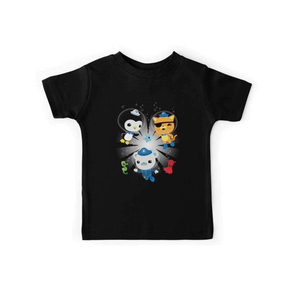 Toddler/'s Graphic The Octonauts T-Shirts