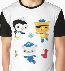Octonauts, to your stations! Graphic T-Shirt