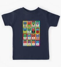 Comic Book Soup Kids Tee