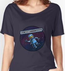 Spaceship Women's Relaxed Fit T-Shirt