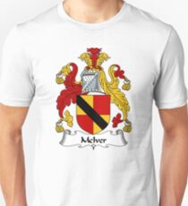 McIver Coat of Arms / McIver Family Crest T-Shirt