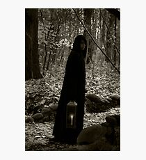 Gothic Mistress of the Woods 1 Photographic Print