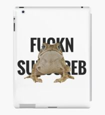 PEWDIEPIE SLIPPY FCKN SBSCRB iPad Case/Skin