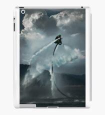 The Jetovator on Shasta Lake iPad Case/Skin