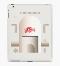 PC Engine iPad Case/Skin