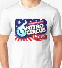 NITRO CIRCUS TOURS 1 Unisex T-Shirt