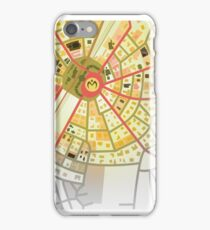 Morioh Map iPhone Cover iPhone Case/Skin