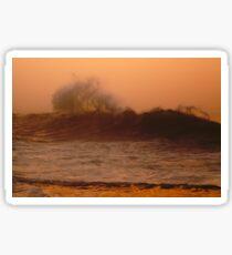 sand storm Sticker