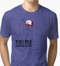 Freddy Wants a Judge Tri-blend T-Shirt