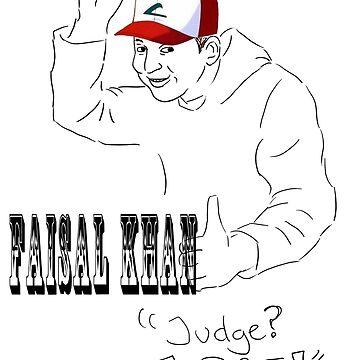 Freddy Wants a Judge by eevilmurray