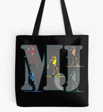 MJ Tribute Tote Bag