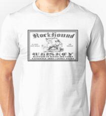 Rockhound Whiskey Unisex T-Shirt