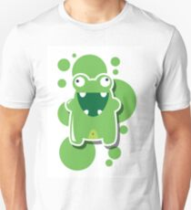 Card with cute colorful monster T-Shirt