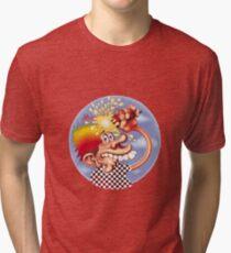 Grateful Dead- 72' Tri-blend T-Shirt