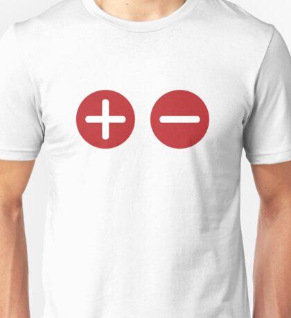 Plus and Minus T-Shirt