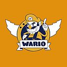 Wario the Treasurehog by Sandro Pereira