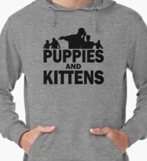 Z Nation: Puppies and Kittens Lightweight Hoodie
