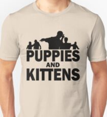 Z Nation: Puppies and Kittens T-Shirt