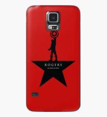 Rogers: Ein amerikanischer Held Hülle & Klebefolie für Samsung Galaxy