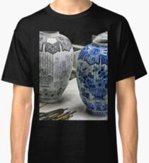 ceramic vases- Delftware factory Classic T-Shirt