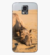 Poor Tired Camel Case/Skin for Samsung Galaxy