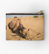 Poor Tired Camel Studio Pouch