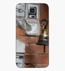 Bell and buddha eyes in a buddhist temple Case/Skin for Samsung Galaxy