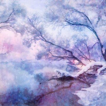 Winter fairy tale by CatyArte