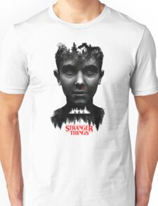 stranger things tv show Unisex T-Shirt