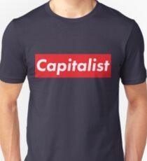 Capitalist supreme inspired Unisex T-Shirt