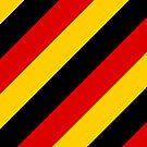 German National Colors by BitGem