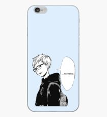 Tsukishima Kei Pathetic - Haikyuu iPhone Case